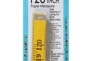 """Tape Measure 120"""" Fibreglass"""