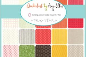 Wanderlust Fat Quarter Bundle DEPOSIT