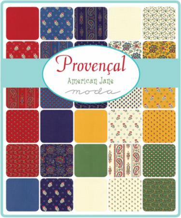 Provencal Fat Quarter Bundle DEPOSIT