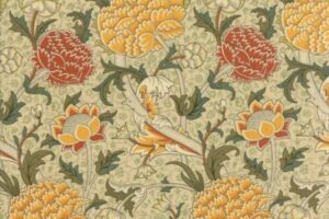 William Morris 2017 Cray Parchment 7300 12