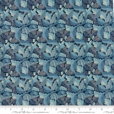 William Morris 2017 Acanthus Indigo 7304 17
