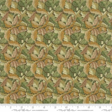 William Morris 2017 Acanthus Sage 7304 13