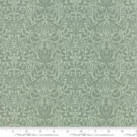 William Morris 2017 Floral Acorn Sea Foam 7307 25