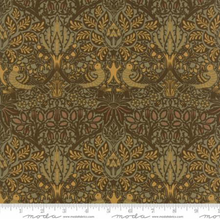 William Morris 2017 Dove Rose Sepia 7301 13