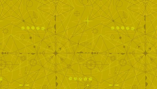 Sunprint 2018 3Y Compass Chartreuse