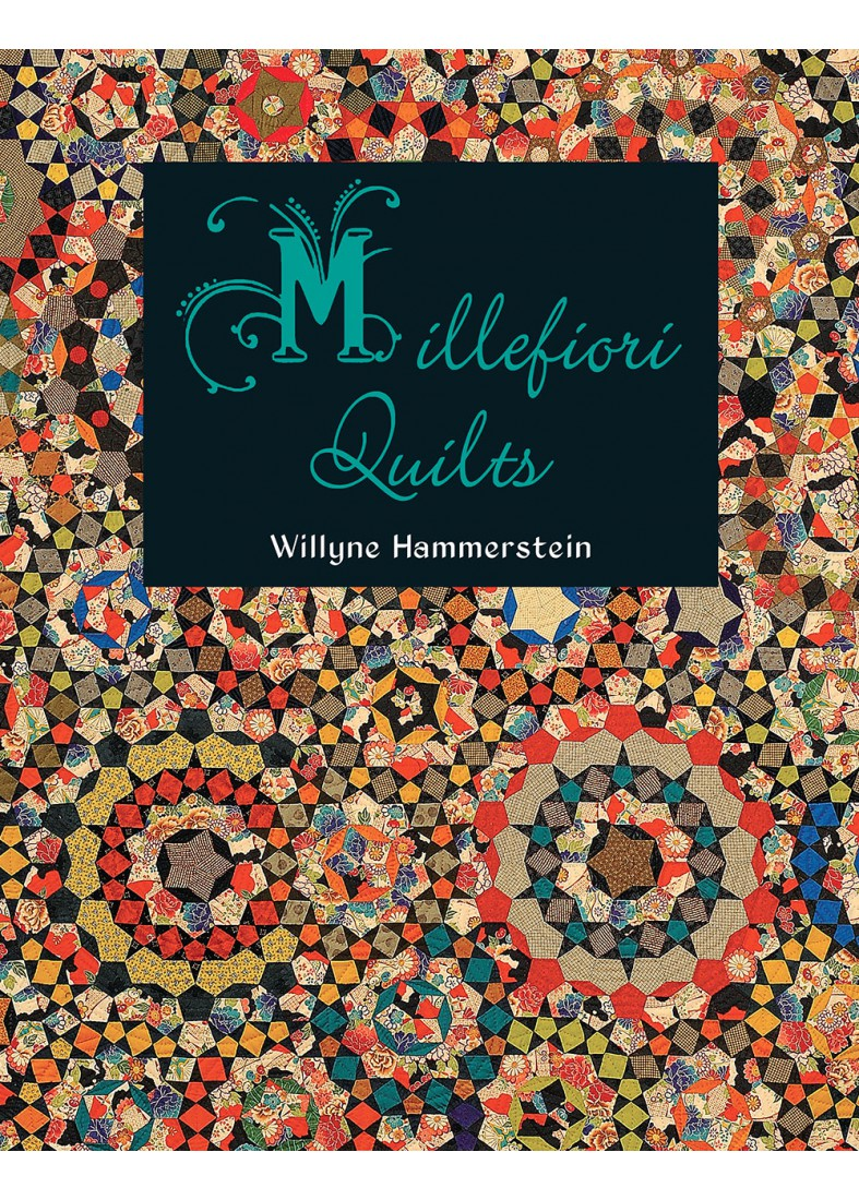 Book Millefiori Quilts