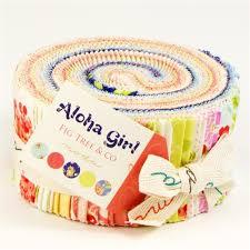 Aloha Girl Jelly Roll