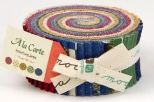 A La Carte Jelly Roll
