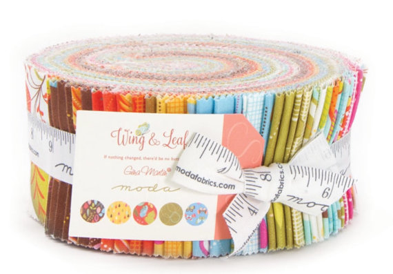 Wing & Leaf Jelly Roll