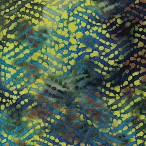 Bronze Mosaic Batik No 38