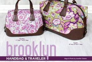 SWOON Brooklyn Handbag & Traveler SWN018