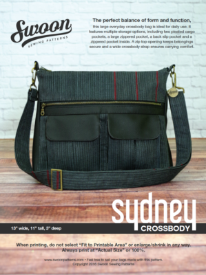 SWOON Sydney Crossbody Bag