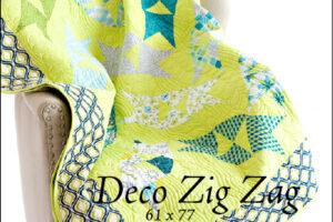 Deco Zig Zag Pattern