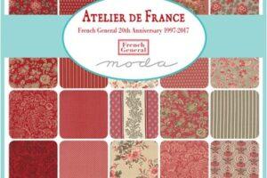 Atelier De France 1/2 Metre  Bundle
