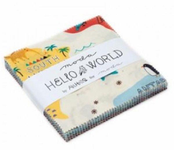 Hello World Charm Pack