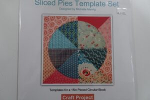 Sliced Pies Template Set MM103  A & B