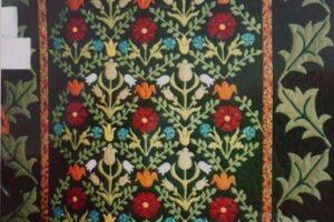 Pattern Woven Verdure