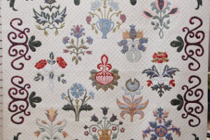 Pattern William Morris Floral Sampler