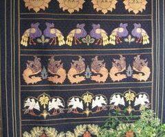 Pattern Medieval Morris
