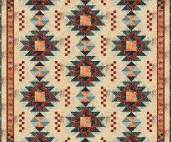 Pattern Navajo Road