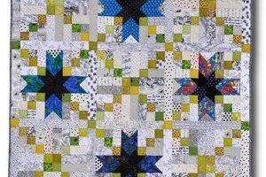 Pattern Jimbaran Stars
