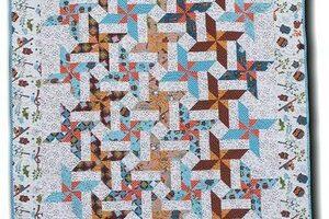 Pattern Propeller Stars