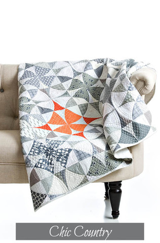 Pattern Chic Country