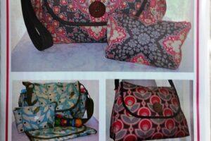 Pattern Bambino Bag