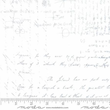 Modern Background White Notes 11134 11