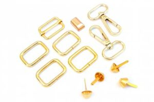 Daphne Hardware Set Gold LST109SG