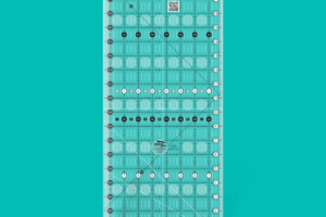 "Quilt Ruler 8 1/2 "" x 18 1/2 "" CGR818"