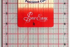 "Ruler 12 "" x 6.5"" Sew Easy"