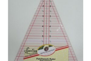 "Triangle 81/2"" x 7"" Sew Easy"