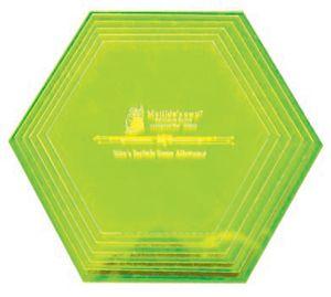 Templates Large Hexagon Set VH020