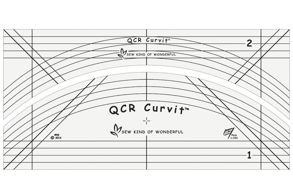 QCR (Quick Curve Ruler) Curvit