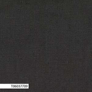 Hanky Linen Charcoal 60377 09