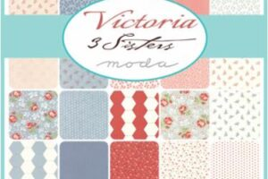 Victoria Fat Quarter Bundle