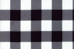 Buffalo Check Black White 11139 26