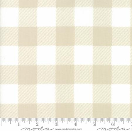 Buffalo Check Sand White 11139 58