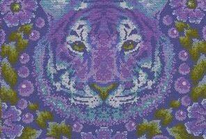 Crouching Tiger Amethyst