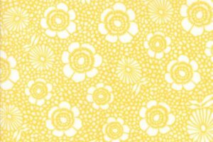 Harmony Scatter Sunshine Yellow 5691 13