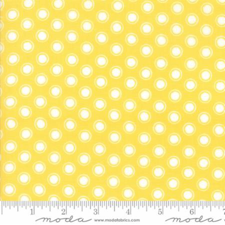 Harmony Dots Sunshine Yellow 5695 13