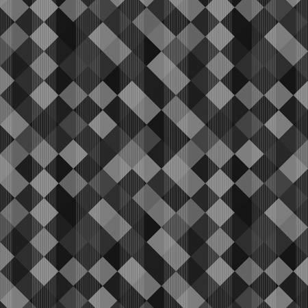 Cherry Pop Diamonds & Stripes Dark Grey 90377 999