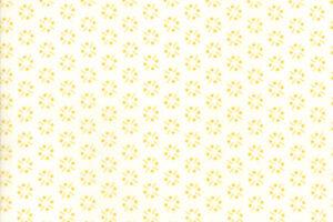 Wanderlust Spin Saffron on White 3546 13