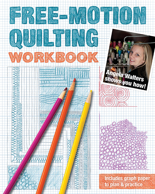 Book Free Motion Quilting Workbook