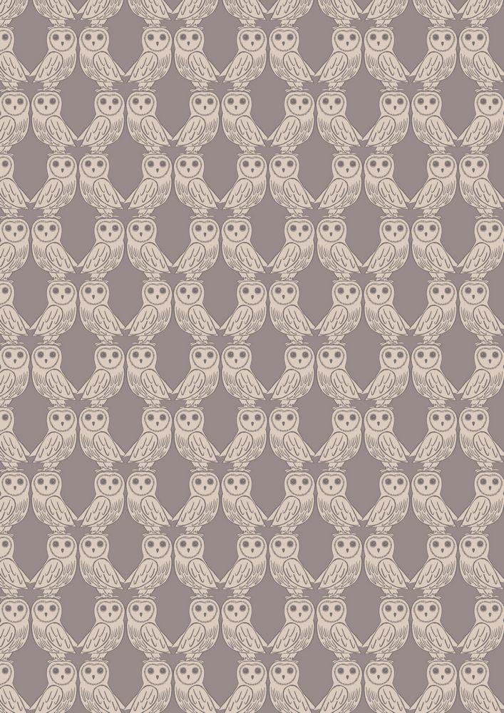 Owls on Latte  6005 91