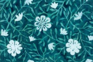 Longitude Teal Floral 27259 60